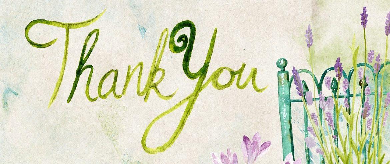 Gratidão é uma ponte para o presente e para a felicidade